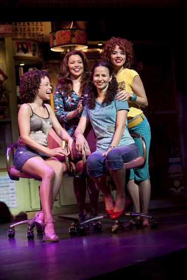 Photo Flash: Justina Machado Joins IN THE HEIGHTS