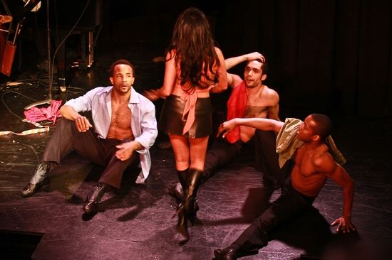 Photo Coverage: 'EROTIC BROADWAY' Debuts At The Triad
