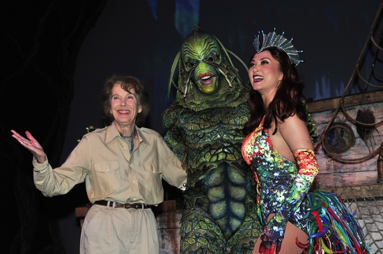 Photo Flash: Universal Studios Hollywood's 'CREATURE FROM THE BLACK LAGOON' Rock Show