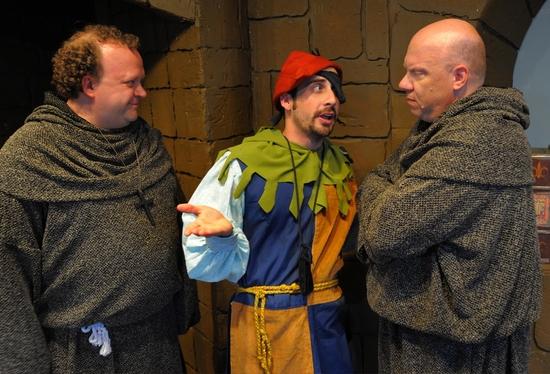 Trey Walpole, Andy Baldwin, and David H. M. Lambert