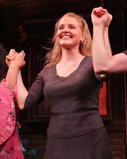 Photo Coverage: AVENUE Q's Final Cast Takes First Bow On Broadway