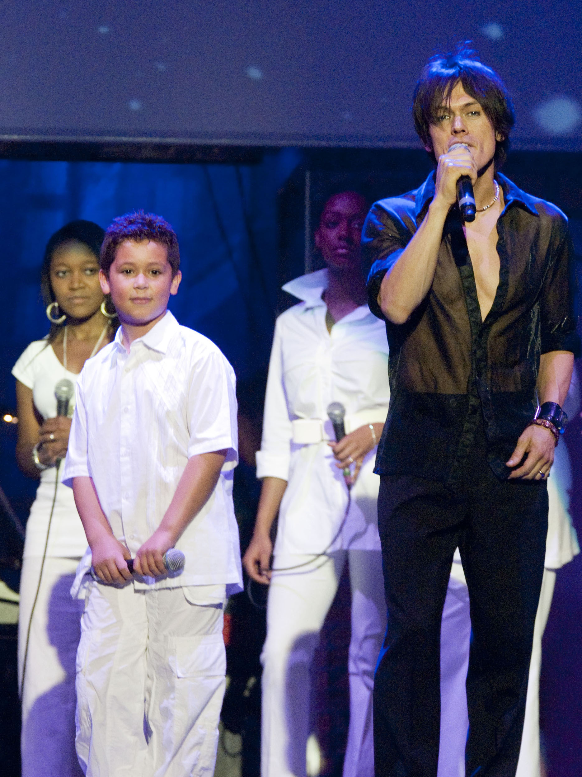 Britain's Got Talent Finalist Shaheen Jafargholi To Sing At Michael Jackson Memorial