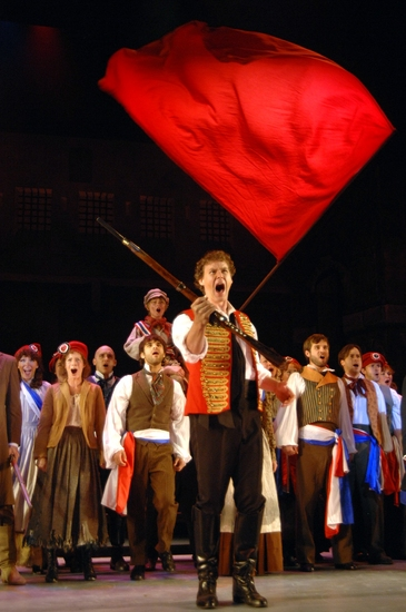 Photo Flash: LES MISERABLES Comes To Pittsburgh CLO For The First Time 7/7-7/19