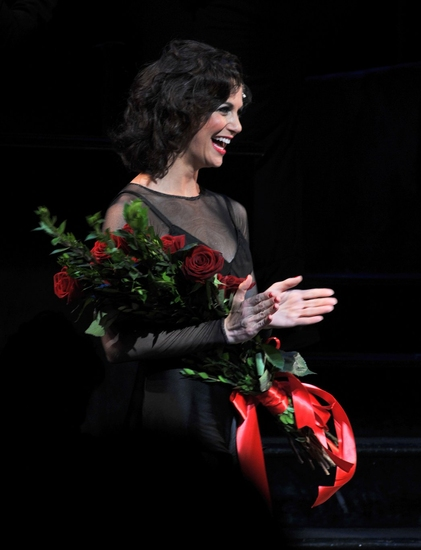 Photo Coverage: Samantha Harris Makes Her Broadway Debut As 'Roxie Hart' In CHICAGO!