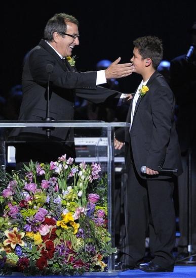 Photo Coverage: The Michael Jackson Public Memorial Service