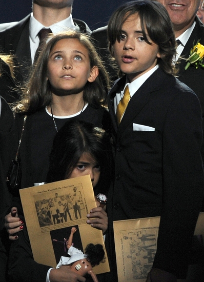 Photo Coverage: The Michael Jackson Public Memorial Service