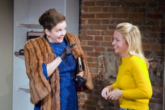 Amelia White and Kate Middleton Photo