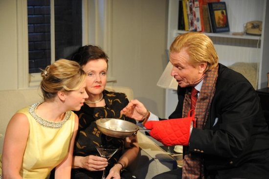 Photo Flash: Ground UP Productions Presents BAREFOOT IN THE PARK 7/9-7/25
