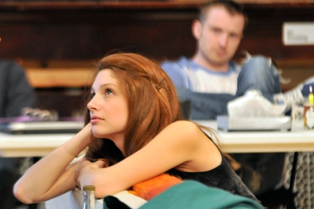 Photo Flash: Steppenwolf's New Work HONEST Rehearses For 7/22 Opening