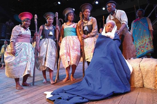 Lungelwa Mdekazi, Zolina Ngejane, Unathi Habe, Noluthando Domza Sishuba