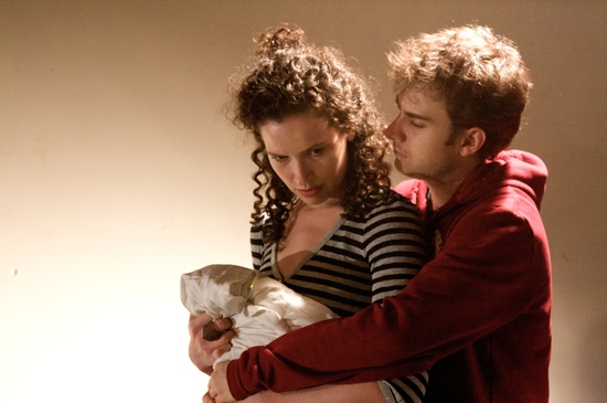 Matt Biagini and Elisa Matula