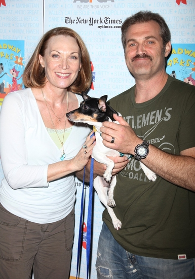 Photo Coverage: BROADWAY BARKS 11 - Backstage Part One