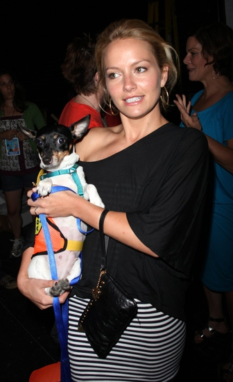 Photo Coverage: BROADWAY BARKS 11 - Backstage Part Three