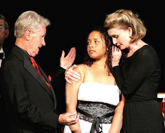 John Taylor, Katya Collazo, and Katherine Almquist