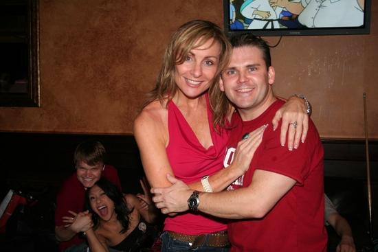 Michelle Lookadoo and Robert C. Creighton Photo
