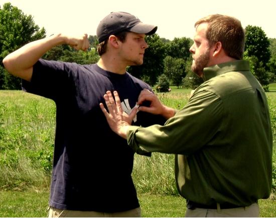 Sean Carlson and Scott Working