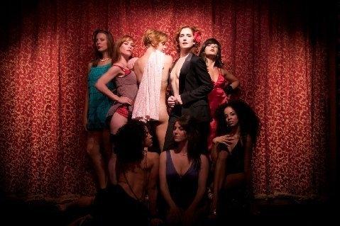 Kristen Jantzie, Michelle Pruiett, Tonya Wathen, Tricia Burke, Gina Bombara, Ioana Alfonso, Michelle Cole, and Sunilda Caraballo