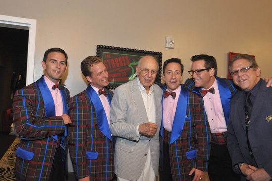 Carl Reiner, the Plaids and Stuart Ross