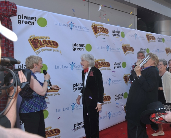 Photo Flash: Plaidheads Nation-wide Gathered On 7/9 To Celebrate A Screening Of FOREVER PLAID
