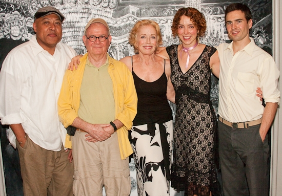 Keith Randolph Smith, Buck Henry, Holland Taylor, Lisa Ebersole, and Haskell King