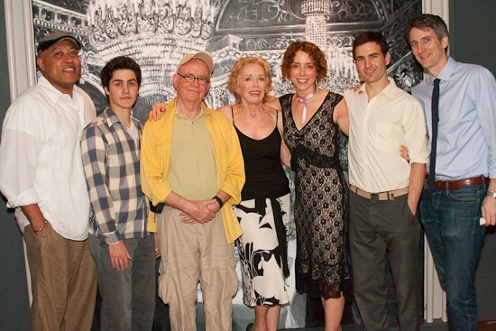 Keith Randolph Smith, David Rosenblatt, Buck Henry, Holland Taylor, Lisa Ebersole, Haskell King, and Director Andrew Grosso