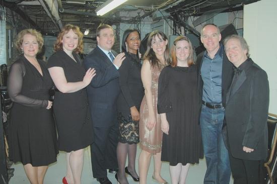 Jeanne McDonald, Lorinda Lisitza, Bill Daugherty, Lumiri Tubo, Farah Alvin, Donna Lyn Photo
