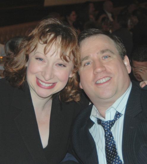 Lorinda Lisitza and Bill Daugherty Photo