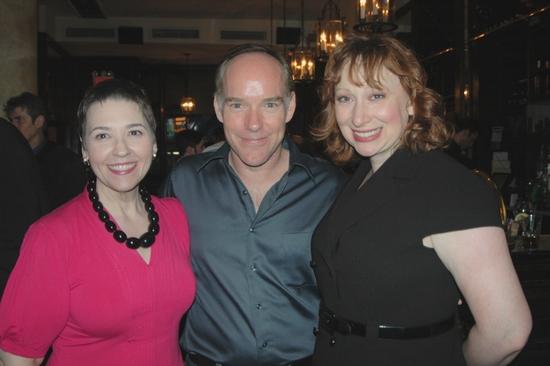 Milla Ilieva, Michael Winther, and Lorinda Lisitza Photo
