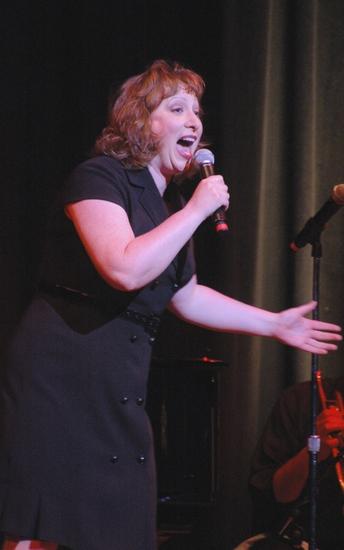 Lorinda Lisitza-So What? (Cabaret) Photo