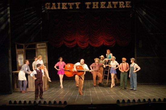 Shaver Tillitt and the cast