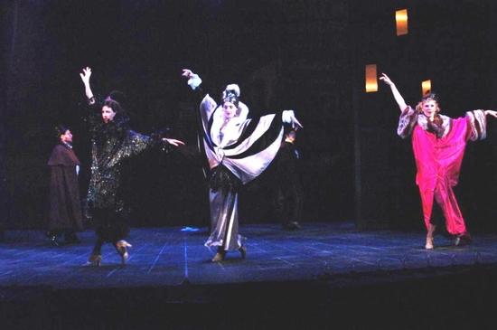 The New Yorkers: Laurie DiFilippo, Rebecca Fale-Chiu, Jessica Pierson Photo