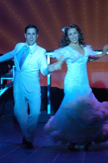 Eric Santagata and Pilar Millhollen