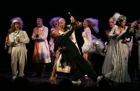 Photo Flash: 'MONTY PYTHON'S SPAMALOT' Opens at the Ahmanson Theatre