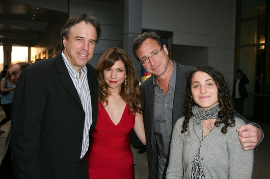 Kevin Nealon, Bob Saget and guests