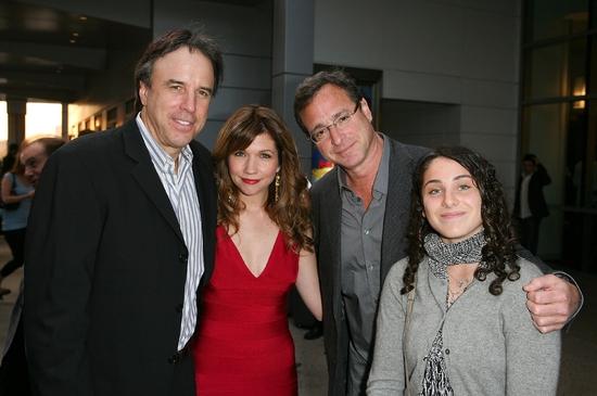 Kevin Nealon, Bob Saget and guests