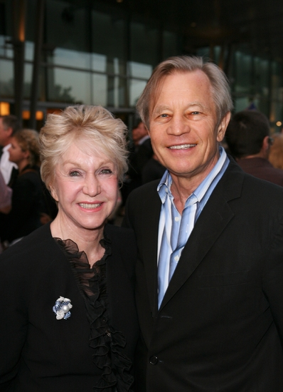 Patricia McCallum and Michael York