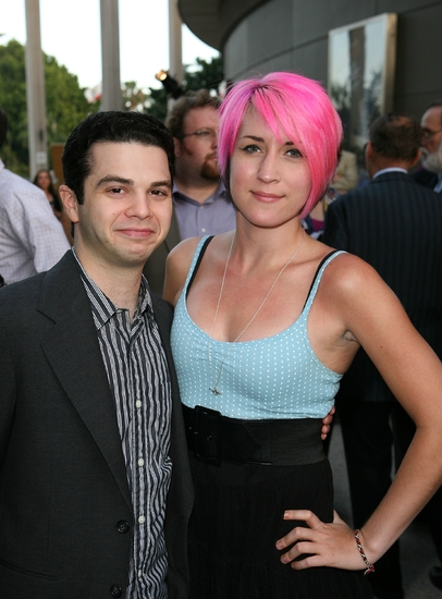 Samm Levine and guest