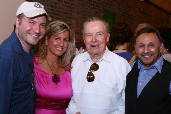 Photo Flash: Noreen Heron Zautcke Celebrates Legendary Candlelight Dinner Playhouse 7/13