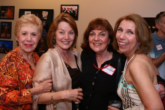 Renee Matthews, Mary Heitzinger, Dolores Rothenberger, and Iris Lieberman