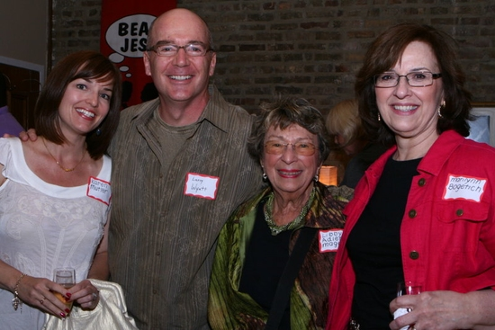 Karen Leigh, Larry Wyatt, Libby Adler Mages, and Marilynn Bogetich