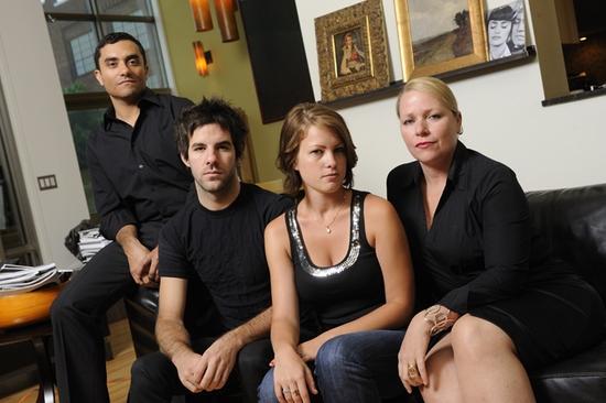 David Gregory (Mitchell), Ryan Haase (Alex), Brianna Carter (Ellen), Shannon Maddox (Diane)