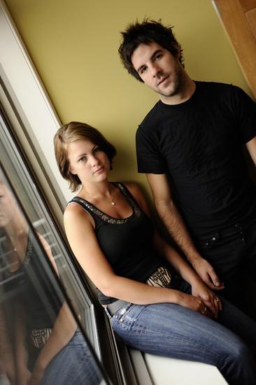 Brianna Carter (Ellen), Ryan Haase (Alex)