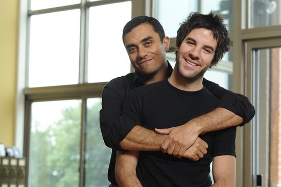 David Gregory (Mitchell), Ryan Haase (Alex)