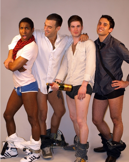 Photos: THE BOYS UPSTAIRS Premieres As Part Of FringeNYC 8/14 Thru 8/30