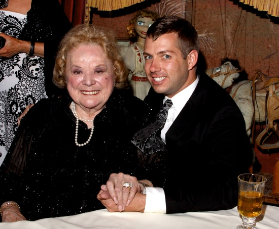 Photo Flash: Rose Marie Guests at The Magic Castle's 'Legend Series'
