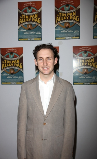 Photo Coverage: 'THE TIN PAN ALLEY RAG' - After Party
