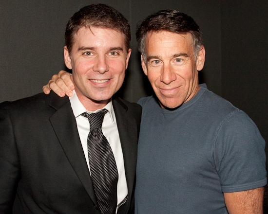 Rich Affannato and Stephen Schwartz