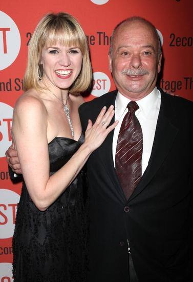 Lauren Kennedy and Jack Heifner