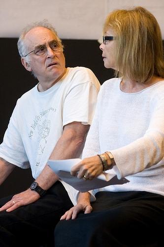 Jeffrey DeMunn and Maureen Anderman