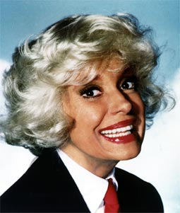 Carol Channing On Depp's Desire To Portray Her, 'I Would Be Very Proud'